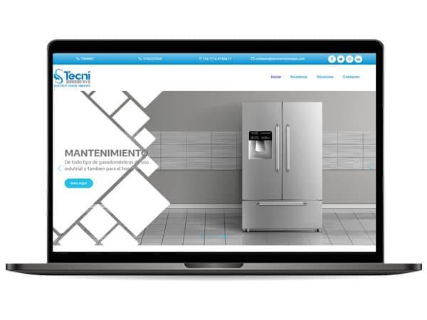 clientes amd diseño de sitios web
