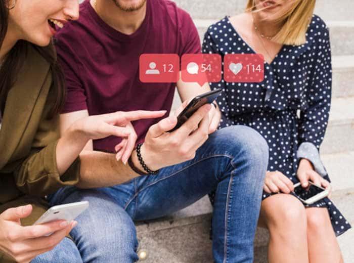 manejo de redes sociales bogota